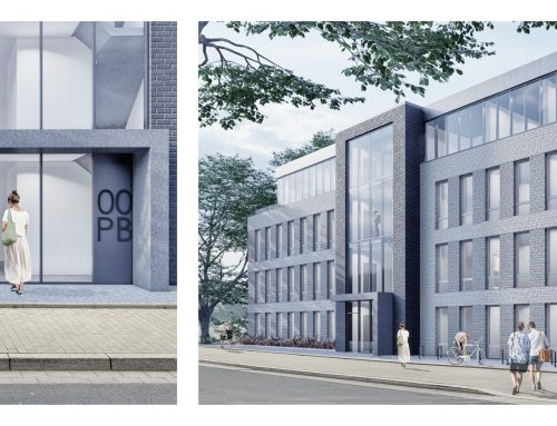 März 2021 – Am Pariser Bogen entsteht neue Bürofläche