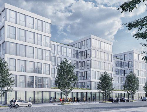 Juli 2021 – Neubau in Bochum bietet 17.000 m² Mietfläche
