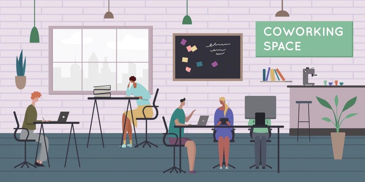 November 2020 - Coworking-Space