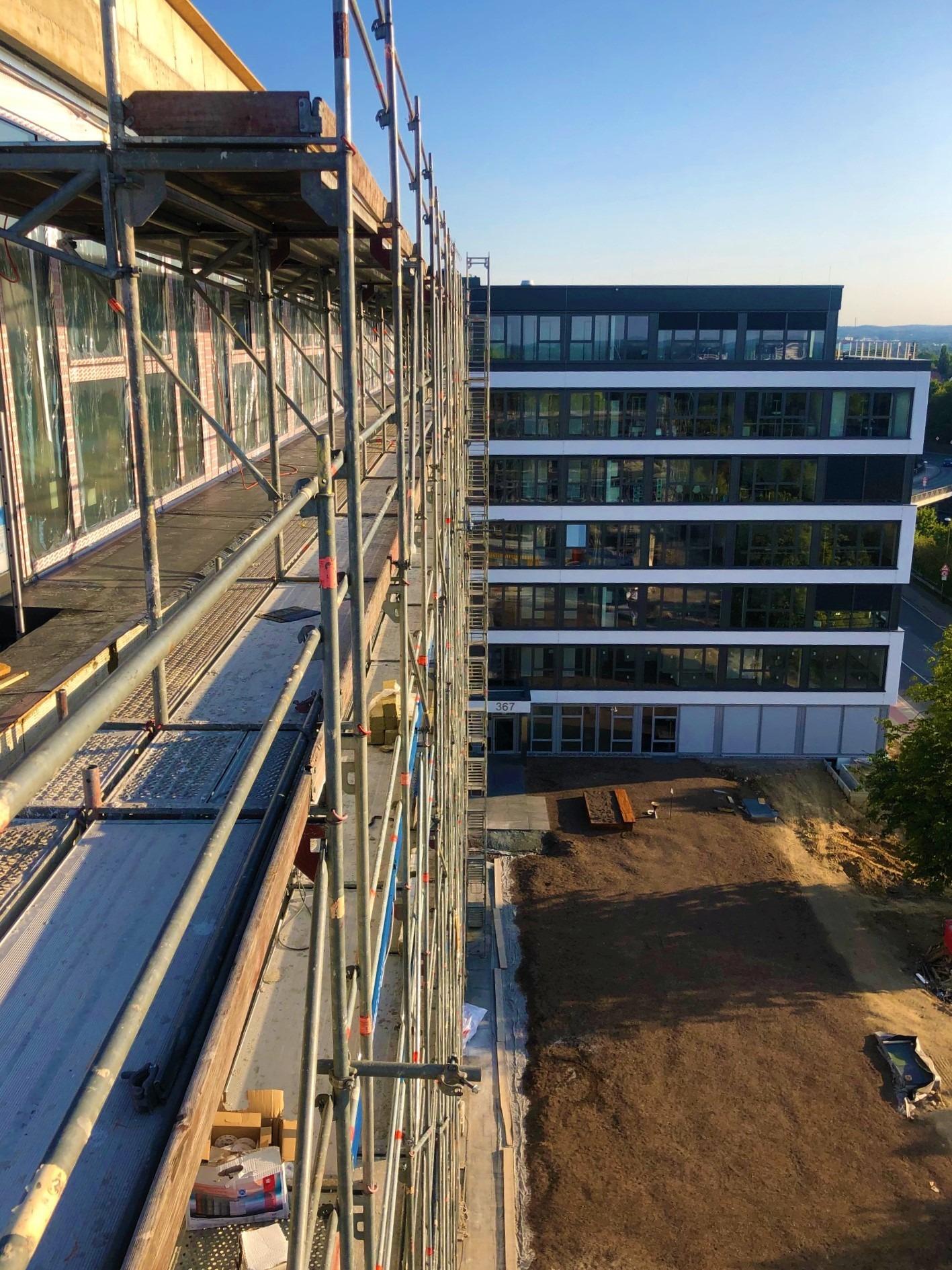 Neue Einblicke in die Bauten der Freie-Vogel-Straße 367, 369 und 371