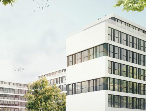 Neubau Stadtkrone Ost
