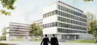 Oktober 2018 - Unser Neubau an der Stadtkrone Ost